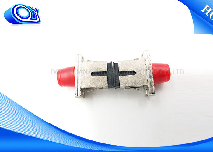 0.2dB Insertion Loss Low Price Optic Fiber Simplex Metal FC-SC Fiber Optic Adapter
